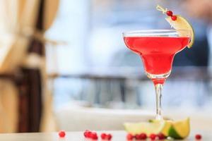 kosmopolitisk cocktail
