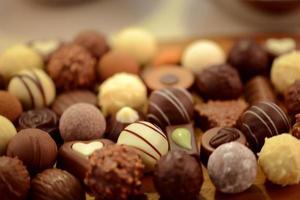 chokladröm foto