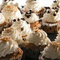 amerikanska godis glutenfria muffins foto