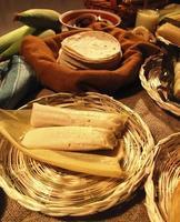 söta tamales foto