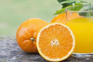 apelsinjuice foto