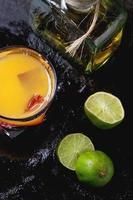 tequila soluppgång cocktail foto