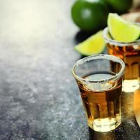 tequila skott