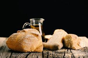 traditionellt bröd