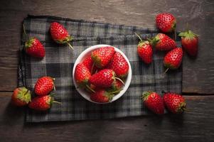 jordgubbar foto
