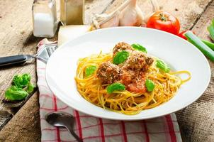 new york köttbullar pasta