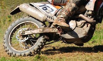 motocross cykel foto