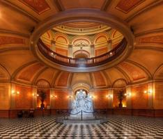 Kalifornien statliga huvudstaden rotunda foto