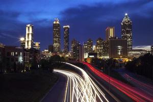 Atlanta skyline foto
