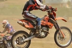 motocross cykel