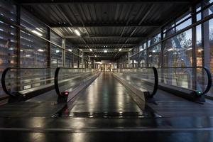 industriell interiör foto