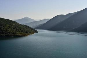 bergen sjö