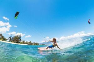 drak surfing foto
