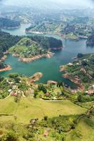 guatape sjön foto