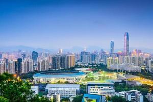 Shenzhen porslin foto
