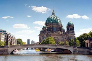 katedralen i berlin (berliner dom) foto