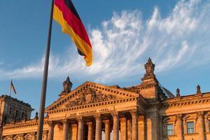 riksdagen, berlin foto