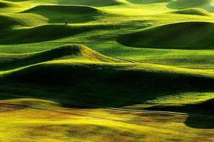 golfplats foto