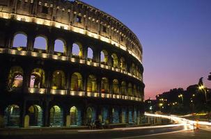 romersk colosseum foto