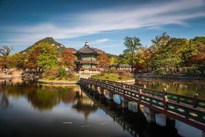 hyangwonjeong paviljong foto