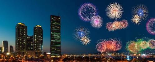 seoul fieworks festival