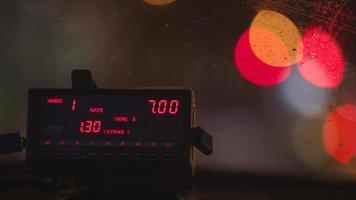 taxi instrumentpanel (1) foto