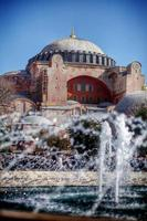 hagia sophia istanbul foto
