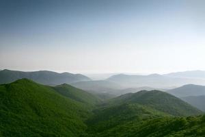 berg bakgrund foto