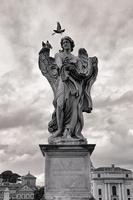 duva och ängel