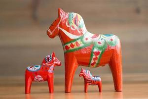 dalecarlian häst 3 foto