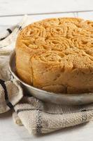 kubana, yemenitiskt bröd foto