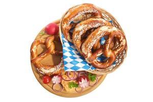 bayersk frukost foto