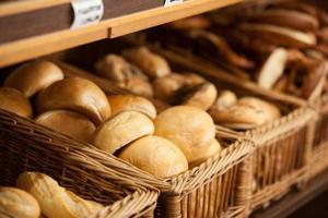 brödbulle foto