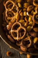 kryddat pub mellanmål mix foto