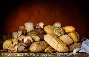 bröd och bullar foto