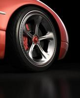 hjul (exklusiv design) foto
