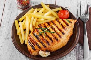grillad kycklingfilé