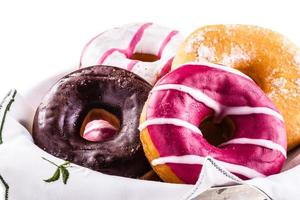 donuts sortiment