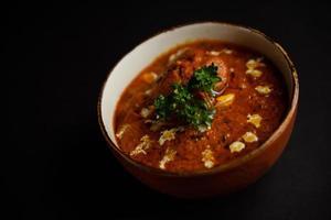 indisk mat foto