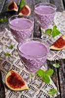 cocktai violet colorl foto