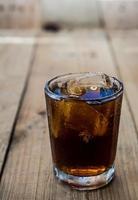 cola med is foto