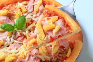 pizza hawaii foto