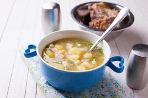 soppa. foto
