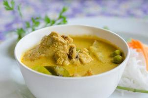 thailändsk curry