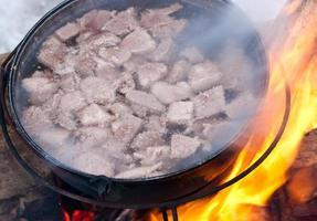 matlagning chorba foto