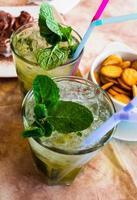 mojito cocktails foto