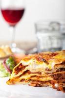 lasagne foto