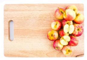 äpplen foto