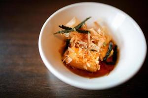 japansk mat foto