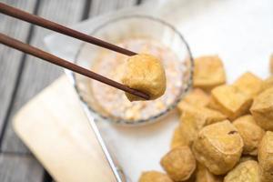 stekt tofu